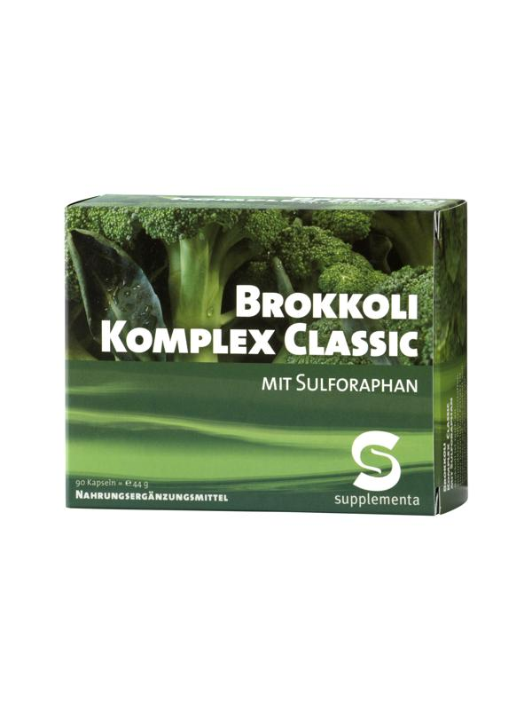 Brokkoli-Extrakt 400 mg