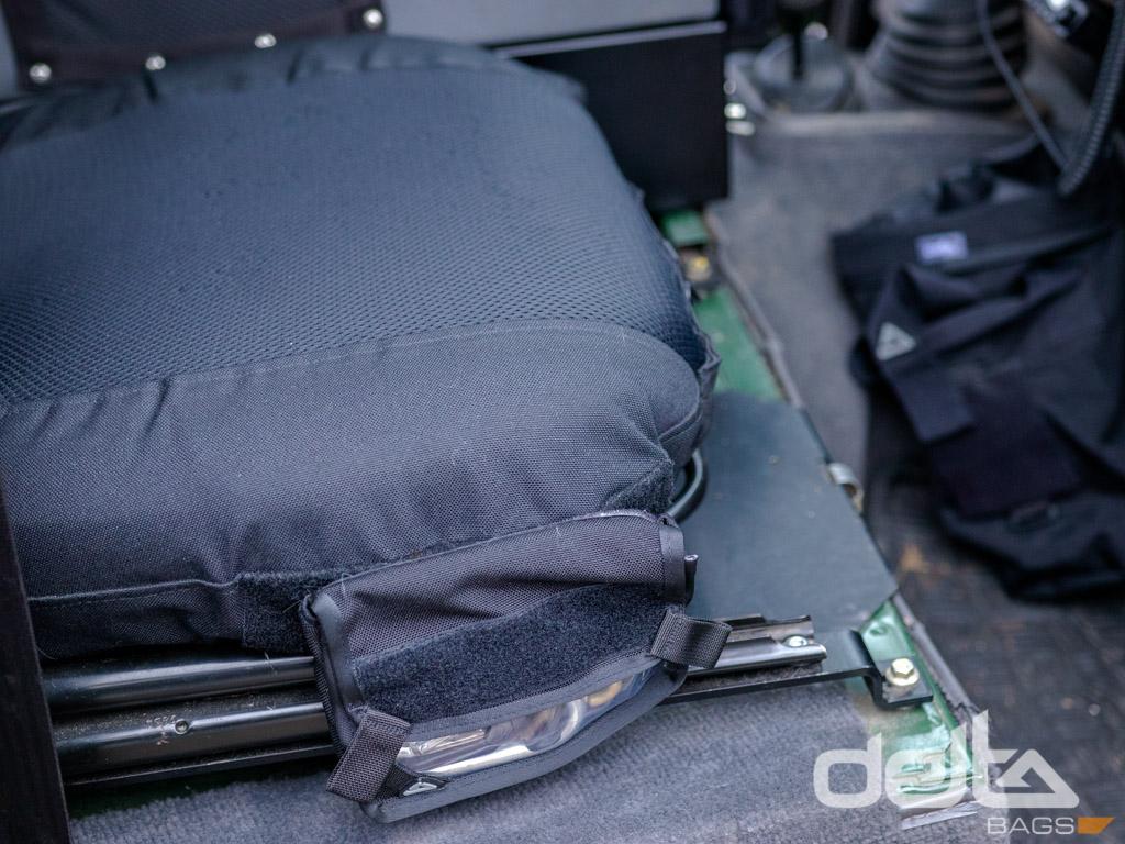 Passenger Seat Cover TDI/TD5