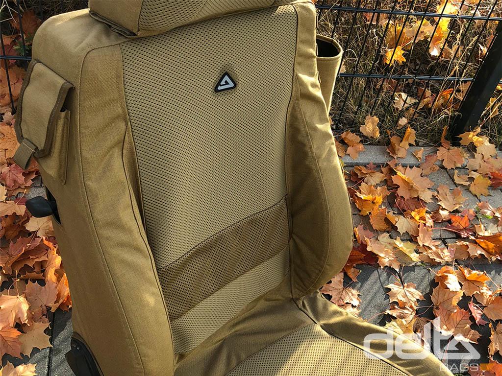Driver Seat Cover Scheel-Mann Sportline LR Edition