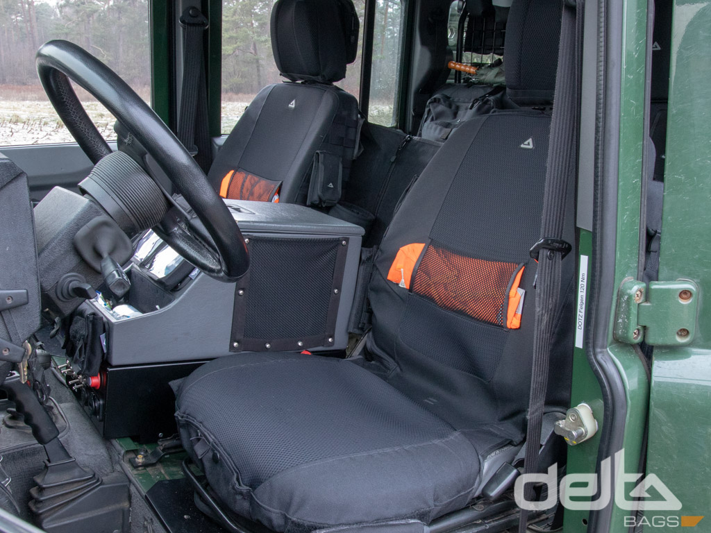 Driver Seat Cover TDI/TD5