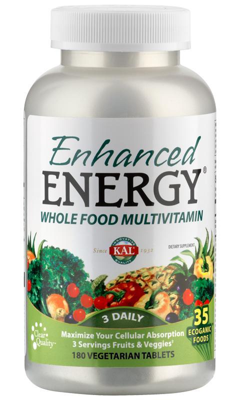 Enhanced Energy von KAL - Die Grundversorgung für Erwachsene