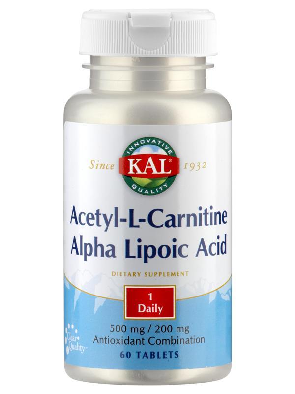 Acetyl-L-Carnitin + Alpha-Lipon-Säure - nur im Team verjüngen sie das Gehirn