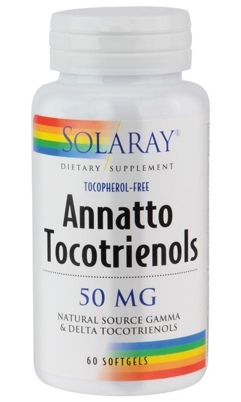Annatto: natürliche Quelle für Tocotrienole