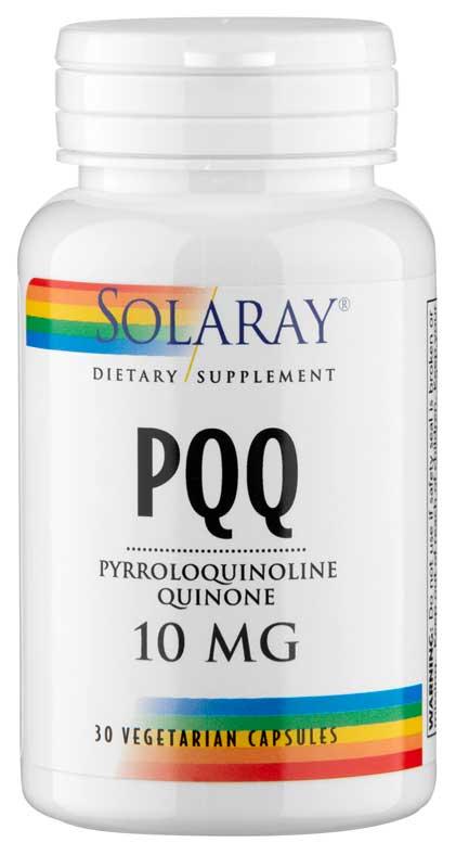 PQQ von Solaray (Pyrroloquinoline quinone)
