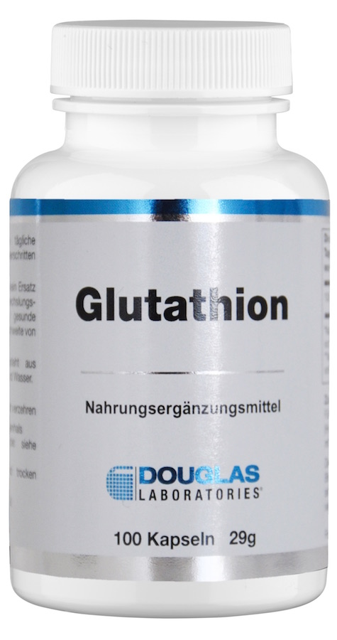 Entgiften mit Glutathion